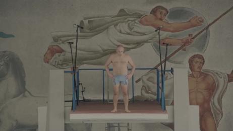 Groupama: My Protection - The Big Jump Film by Saatchi & Saatchi Milan, Think Cattleya