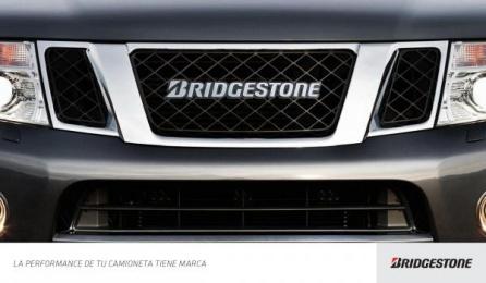 Bridgestone: Performance, 4 Print Ad by Ginkgo Saatchi & Saatchi Uruguay, Plataforma Montevideo