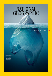 National Geographic: Planet or Plastic Print Ad by McCann New York