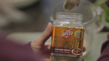 Bisto: Spare Chair Sunday [video] Film by Craft, McCann London