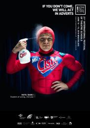 Academy Of Performing Arts: Mr. Cleaner [image] Print Ad by Vaculik Advertising