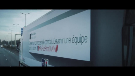 Societe Generale: Au Plus Près Du XV Film by Fred & Farid Paris