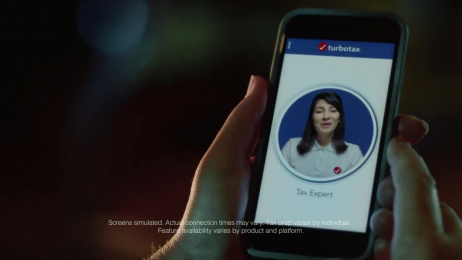 TurboTax: Kathy Bates Scary Dependents Film by Smuggler, Wieden + Kennedy Portland