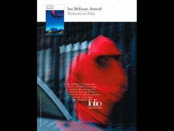 "Folio: ""Ian McEwan"" Print Ad by Quelle Belle Journee"