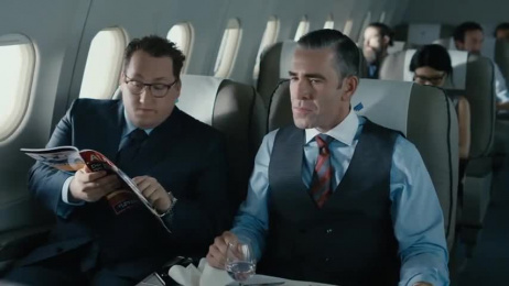 Opel Astra: The new Astra. Upsets the luxury class, 3 Film by Scholz & Friends Berlin