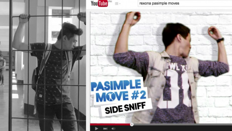 Rexona: Rexona Pasimple Moves Digital Advert by Lowe Open