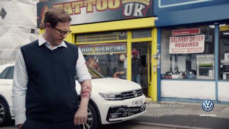 Volkswagen: 'Regrets' Film by adam&eveDDB London