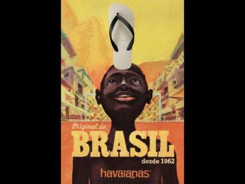 Alpargatas: Futebol Print Ad by ALMAP BBDO Brazil, Landia