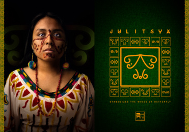 SP PRO Maquillaje: Tradition makeup, 4 Print Ad by MullenLowe SSP3 Bogota
