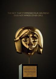 Young Director Award (YDA): Girlfriend Print Ad by Ciklopas, MILK Vilnius