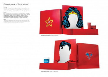 Journalism Awards/online Directory: SUPERHEROES Direct marketing by Salem