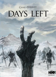 Game Of Thrones: The Countdown, 4 Outdoor Advert by SELIGEMIG Copenhagen