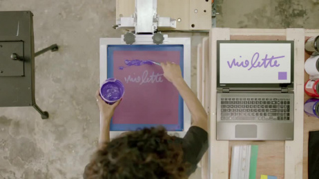 Toshiba: Vashtie Kola for Toshiba's #SlashGen - Designer Film by Deep Focus, Robot Films