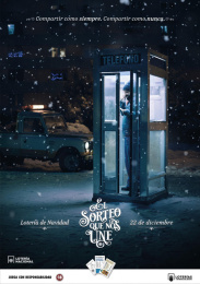 Spanish Christmas Lottery: Sharing like never before, 3 Print Ad by Agosto, Contrapunto BBDO Madrid