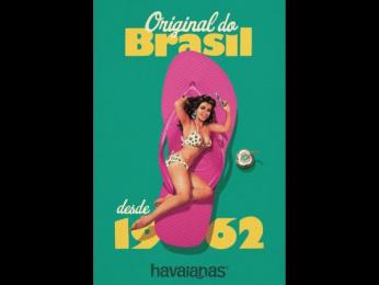 Alpargatas: Pin Up Print Ad by ALMAP BBDO Brazil, Landia