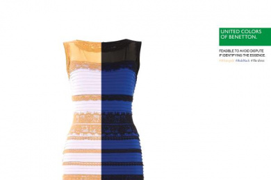United Colors Of Benetton: Feasible to avoid dispute if identifying the essence. Print Ad by mokwon university