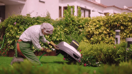 Honda Miimo: Gardener Film by Scorch London