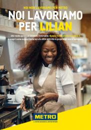 Metro: Italy Print Ad by Serviceplan Hamburg