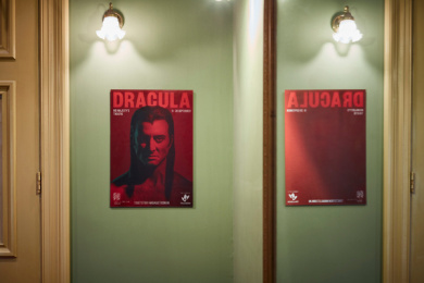 West Australian Ballet: Disappearing Dracula, 2 Outdoor Advert by Wunderman Thompson Perth