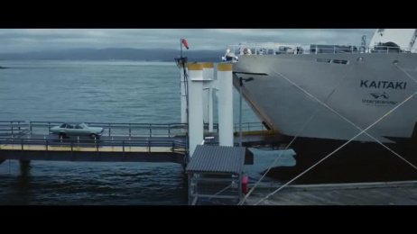 KiwiRail: Find Time Film by Clemenger BBDO Wellington, The Sweet Shop