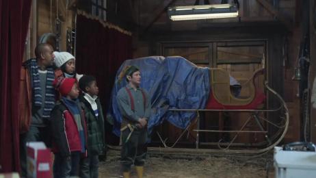 Fedex: North Pole Film by BBDO New York, Biscuit Filmworks