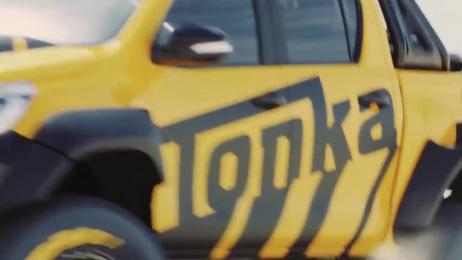 Toyota Hilux: King of the Sandpit Film by Milkmoney, Saatchi & Saatchi Sydney