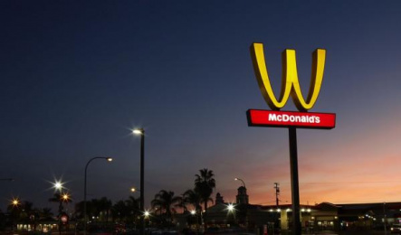 McDonald's: McDonald's Outdoor Advert by We Are Unlimited