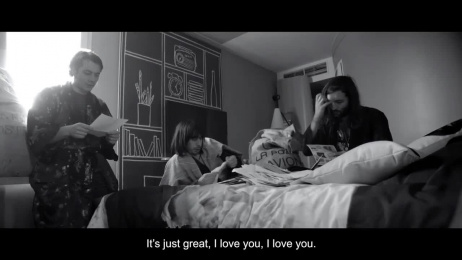 Ibis Hotel: Do Not Disturb Film by BETC, Francine Framboise