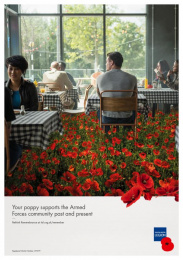 The Royal British Legion: Rethink Remembrance, 5 Print Ad by Unit 9 London, Y&R London