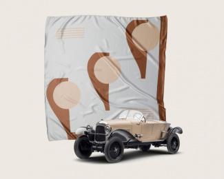 Citroen: Citroën Scarves, 3 Print Ad by BETC São Paulo