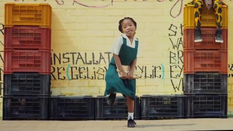 """Sony Music Entertainment: Jain """"Makeba"""" Film by Art Bridge"""