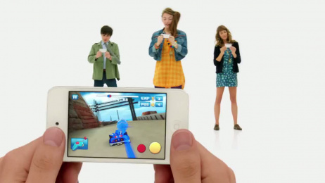 Ipod Touch: Share The Fun Film by Anonymous Content, TBWA\Media Arts Lab Los Angeles