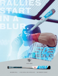 Louisville Slugger: Solo 618 Print Ad by Young & Laramore