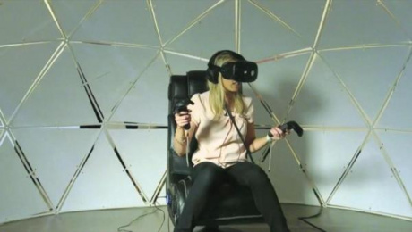 BBC: Home: A VR Spacewalk [supporting image] 3 Digital Advert by Rewind St. Albans