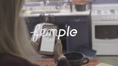 Femplea App: Femplea, first women labor bank for women Film by Wunderman Buenos Aires