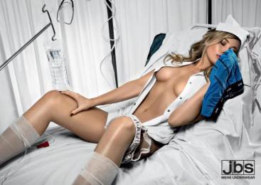 Jbs Underwear: NURSE Print Ad by ... & Co.