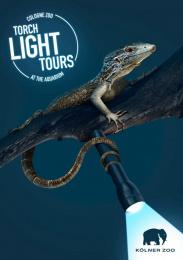 Zoo Cologne: Lizard Print Ad by Preuss Und Preuss Germany