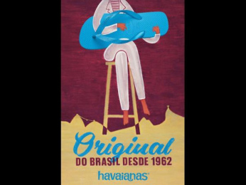Alpargatas: Bossa Nova Print Ad by ALMAP BBDO Brazil, Landia