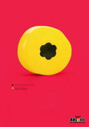 Beacon Allsorts: The Wagon Wheel Print Ad by TBWA\Hunt\Lascaris Johannesburg
