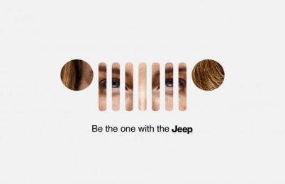 Jeep Cherokee: Be the one, 2 Print Ad by Acw Grey Tel-Aviv