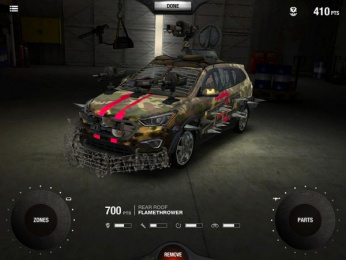 Hyundai: The Walking Dead Chop Shop, 7 Digital Advert by Initiative, Innocean USA