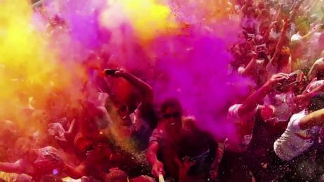 Dulux: Dulux Color Run Digital Advert by Fortune Indonesia