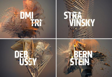 London Symphony Orchestra: Visual Identity Conducted By Sir Simon Rattle [image] 5 Design & Branding by The Partners