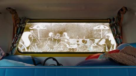 Kleenex: Rear window Film by Blinkink, J. Walter Thompson London