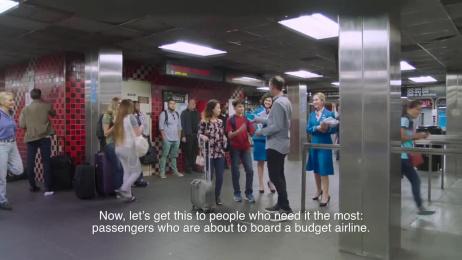 KLM Royal Dutch Airlines: KLM Flight Upgrader Direct marketing by DDB & Tribal Amsterdam