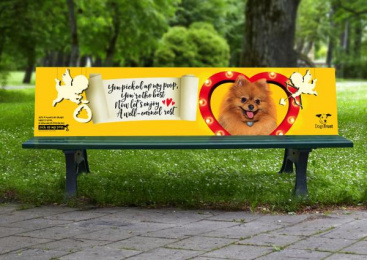 Dogs Trust: The big scoop, 4 Outdoor Advert by TMW