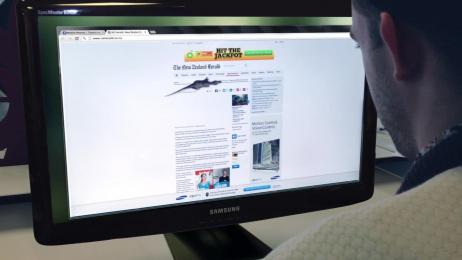 Samsung Smart TV: Samsung - Online Havoc Film by Method Studios, Republik Communications