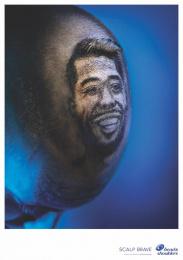 Head & Shoulders: Santos Print Ad by Saatchi & Saatchi London