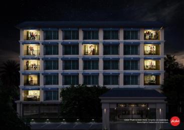 AirAsia: Hotel Print Ad by BBDO Bangkok