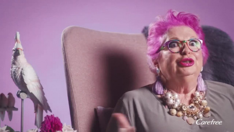 Carefree: The Matriarchs Film by DDB Sydney